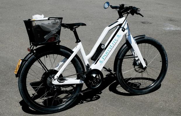 Electric bike benefits