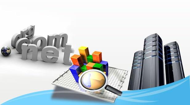 hosting company illustration
