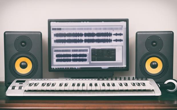music and speaker